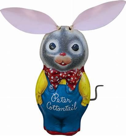 Peter Rabbit Clipart Cottontail Cut Toy Mattel