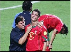 Cristiano Ronaldo was nicknamed 'cry baby' by childhood