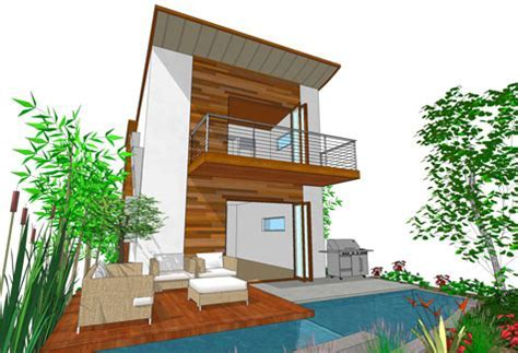 Modern, Affordable 3 story Residential Designs!   The