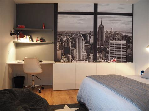 papier peint york pour chambre papier peint chambre ado york sedgu com