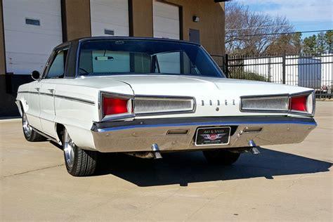 1966 Dodge Polara   Art & Speed Classic Car Gallery in