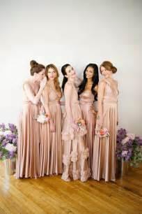 convertible bridesmaid dress trending the convertible bridesmaid dresses from twobirds and dessy froufrou le bleu