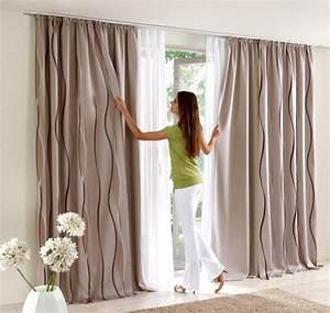 Vorhang Grau Blickdicht : 1 st vorhang gardine store 140 x 245 beige braun blickdicht verdunkelung neu ebay ~ Orissabook.com Haus und Dekorationen