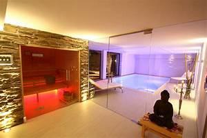 Kleine Sauna Für Zuhause : wellness spa f r ihr zuhause bad ~ Michelbontemps.com Haus und Dekorationen