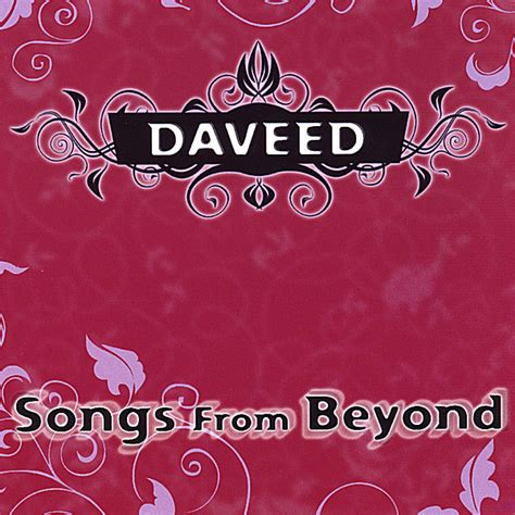 Daveed  Songs From Beyond  Cd Baby Music Store