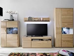 Eiche Massiv Möbel : lowboard torrent 3 eiche bianco massiv 149x56x52 tv m bel tv schrank kaufen bei vbbv gmbh co kg ~ Frokenaadalensverden.com Haus und Dekorationen