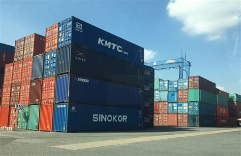 Boten Laos 2018 by Inland Container Depot Opens In Northern Laos To