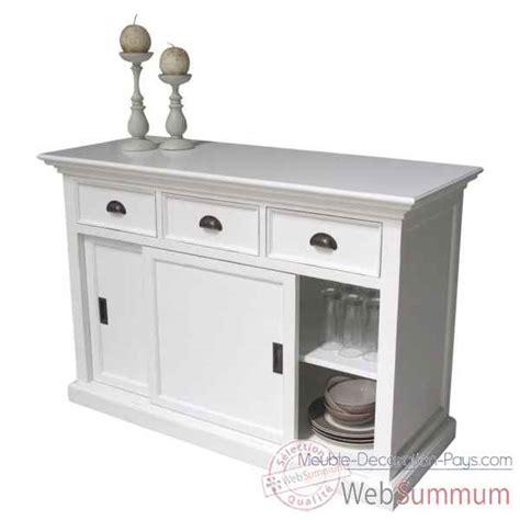 meuble buffet cuisine buffet de cuisine avec portes coulissantes collection