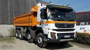 Video De Camion De Chantier : camion 20t 8 4 bi benne binet travaux publics ~ Medecine-chirurgie-esthetiques.com Avis de Voitures