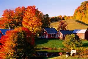 Jenne Farm New England Fall