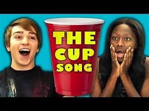 Cup Song Youtube : teens react to the cup song youtube ~ Medecine-chirurgie-esthetiques.com Avis de Voitures