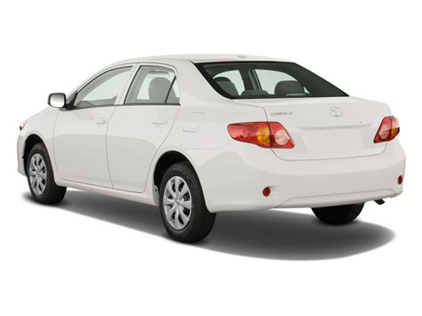 2010 Toyota Corolla 4-door Sedan Auto (natl