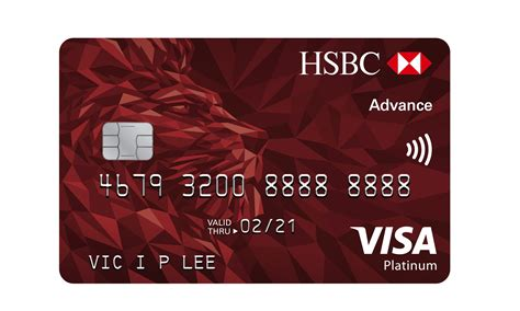 Hsbc Advance Platinum Credit Card Hk