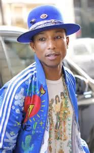 Jacket On the Voice Pharrell Williams