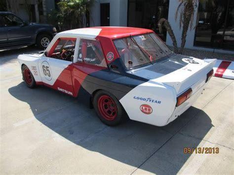 Datsun Race Car For Sale by 1972 Datsun 510 Scca Vintage Race Car For Sale