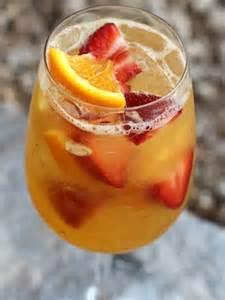 Grand Marnier and Orange Juice