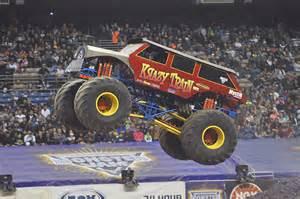 Krazy Train Monster Truck Jam
