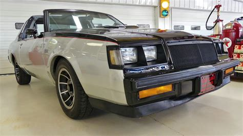 1985 Buick Regal T Type by 1985 Buick Regal T Type Turbo Grand National Stock