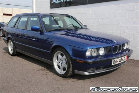 old car manuals online 1993 bmw m5 navigation system rare 1989 bmw m3 convertible and 1993 m5 touring for sale in the u s carscoops