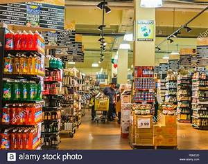 Grocery Store Shopping Aisles Stock Photos & Grocery Store ...