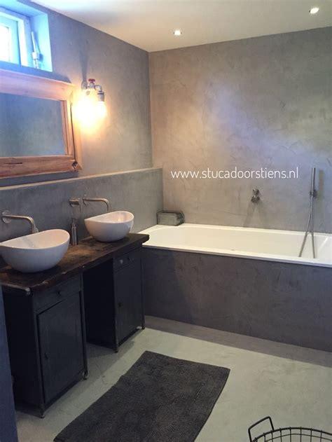 badkamer waterdicht zonder tegels 25 beste idee 235 n over badkamer kleuren op pinterest
