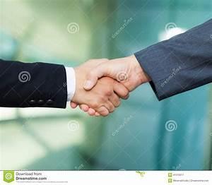 Business People Handshake And Company Team Stock Image ...