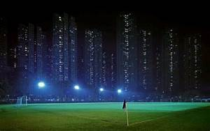 Soccer Field at night | Soccer, Soccer photography, Soccer ...