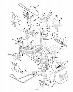 Ayp  Electrolux Prgt20h50a  2000  Parts Diagram For Mower Deck