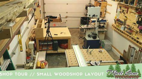 shop  small woodshop layout youtube home work shop