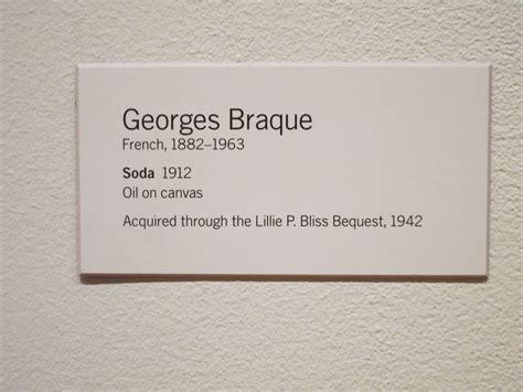 classic  straight  exhibit label easy  read