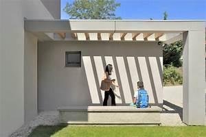 mlel dank architectes With maison en beton banche 2 mlel dank architectes