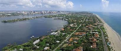 Palm Beach Island Estate Guide Trees Luxury