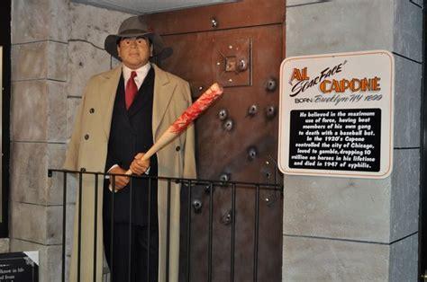 Al Capone Wax Figure