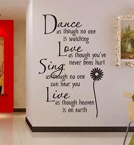 Pictures inspirational quotes decor women black