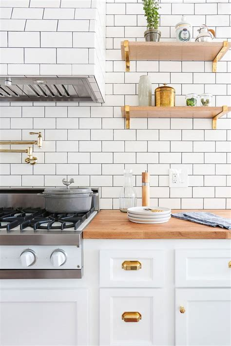 white subway tile kitchen my favorite kitchens of 2015 house of hipsters