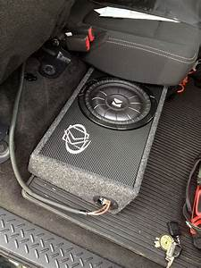 Post Your Supercrew Sound System  - Page 10 - Ford F150 Forum