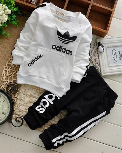 ADIDAS BABY CLOTHES SET CHILDRENu0026#39;S CLOTHING BOYS GIRLS for sale