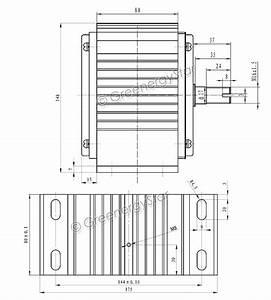 Windzilla 12 V Ac Max 3200 W Permanent Magnet Wind Turbine