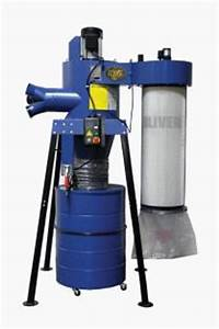 Oliver Cyclone System Dust Collectors