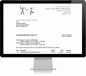 Abrechnung Muster : arge therapie software mosaik artikel ~ Themetempest.com Abrechnung