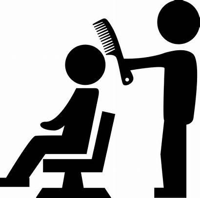 Icon Svg Salon Hair Situation Onlinewebfonts