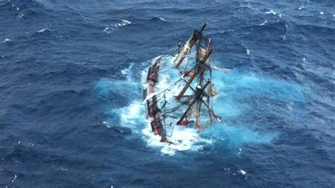 hms bounty sinking location of the caribbean curse of the black pearl 2003