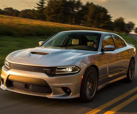 dodge charger 2 door 2018 dodge charger gets two turbo v6 carbuzz info