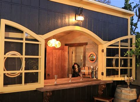 Backyard Saloon by 10 Totally Uses For A Backyard Shed Bob Vila