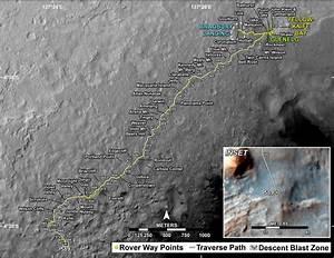 Curiosity spots 'artificial light source' on Mars, but it ...