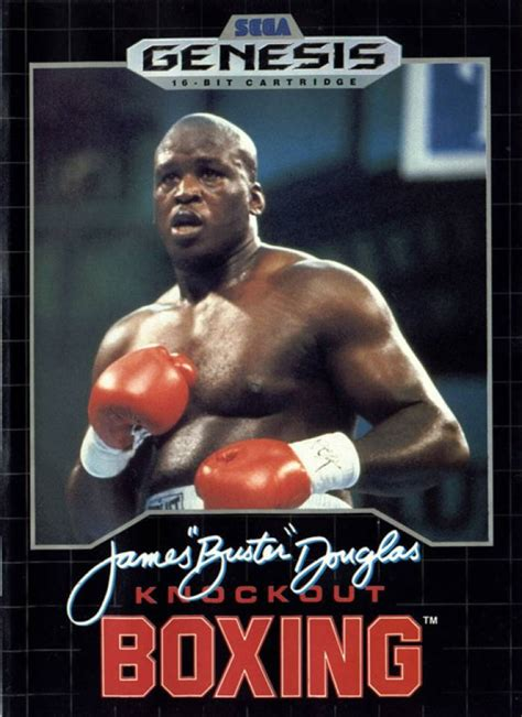 james buster douglas knockout boxing game giant bomb