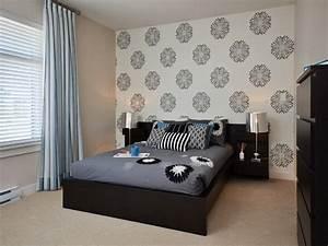 Bedroom Wallpaper Designs India