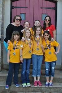 Hardin Park Team Takes 2nd in Elementary Grades Regional ...