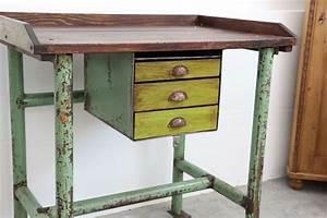 Vintage Industrial Möbel : industrial tisch industrial style antik ~ Bigdaddyawards.com Haus und Dekorationen