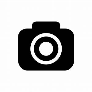 Free camera icon png vector - Pixsector
